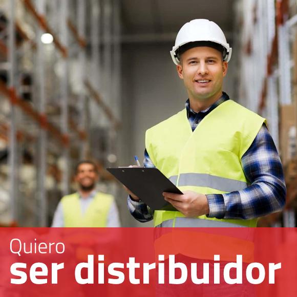 quiero ser distribuidor